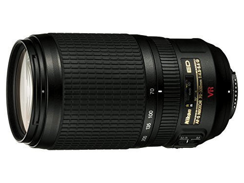 Nikon 70-300mm f/4-5.6G AF Nikkor SLR Camera Lens | Best Nikon Lenses