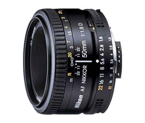 Nikon AF FX NIKKOR 50mm f/1.8D | Best Nikon All All Around Lens
