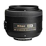 Nikon AF-S DX NIKKOR 35mm f/1.8G Lens | Best Nikon 35mm Lens
