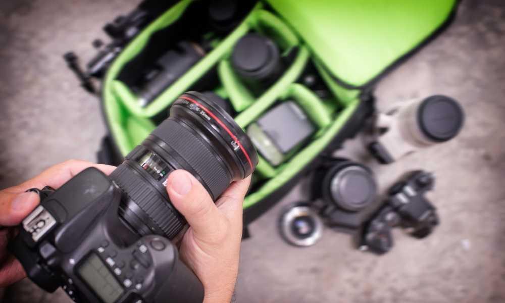 Nikon DSLR Camera/Tablet Messenger Shoulder Bag Case Review