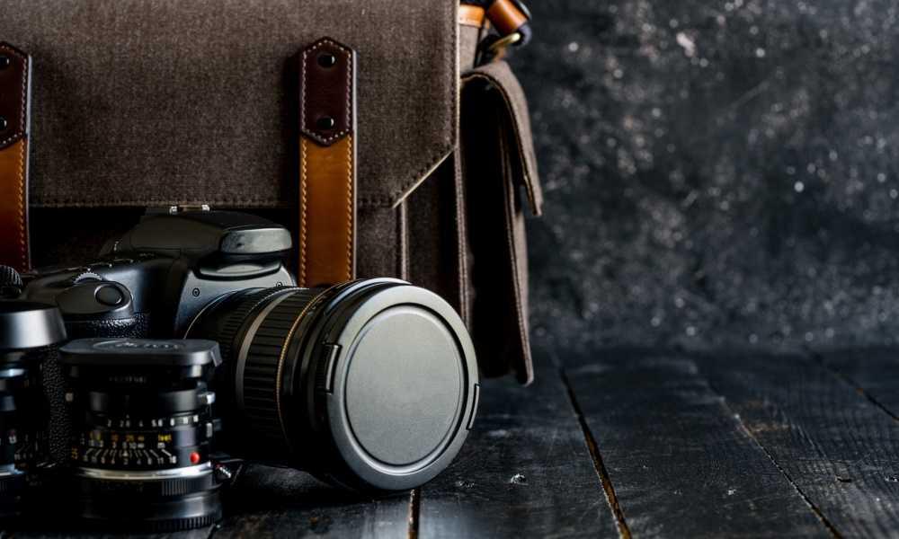 Nikon Digital SLR Camera Case Gadget Bag Review