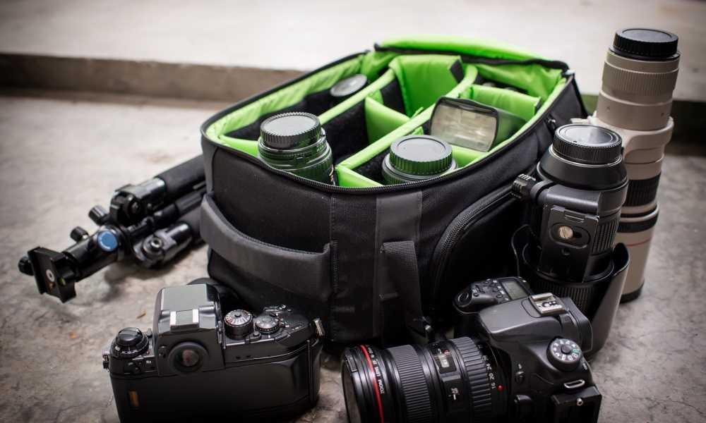 What Is the Best Nikon Camera Bag