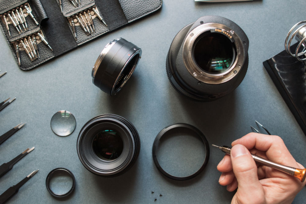 Nikon Lens Repair Issues